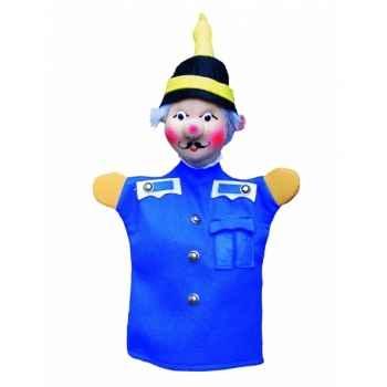 Marionnette Kersa - Policier - 13742