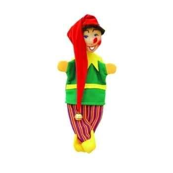Marionnette Kersa - Clown Gino Kasperl - 13744