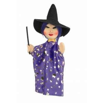 Marionnette Kersa - Magicienne - 13747