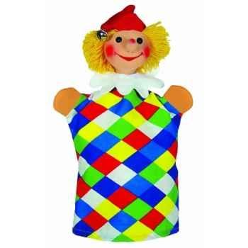 Marionnette Kersa - Clown Kasperl - 15010