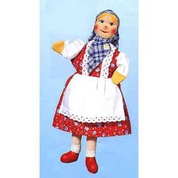 Marionnette Kersa - Paysanne - 18100