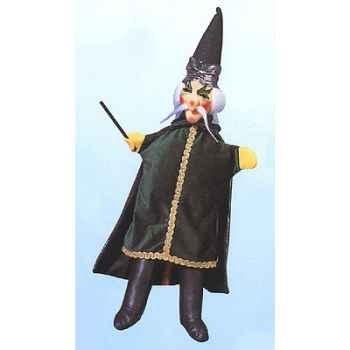 Marionnette Kersa - Magicien - 18600