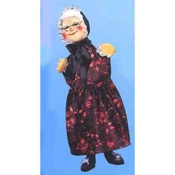 Marionnette Kersa - Grand-mère - 18700