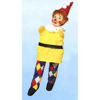 Marionnette Kersa - Clown Kasperl - 30090