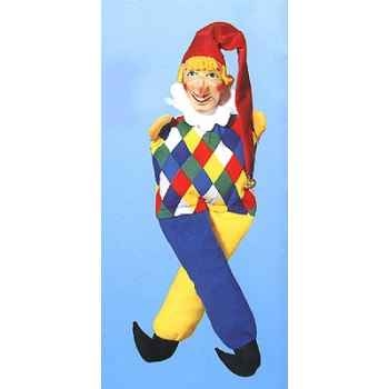 Marionnette Kersa - Clown Kasperl - 30100