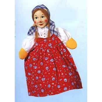 Marionnette Kersa - Fille - 30130