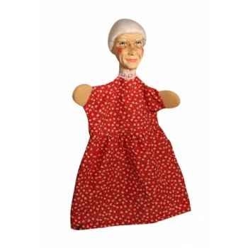 Marionnette Kersa - Grand-mère - 30140