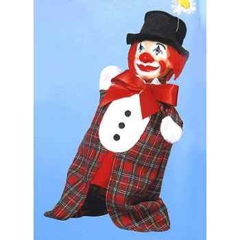 Marionnette Kersa - Clown - 30230