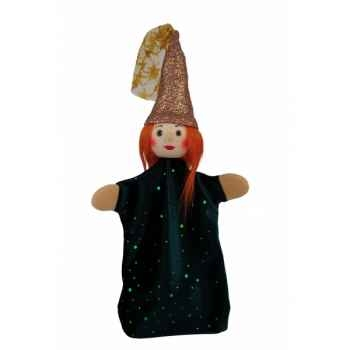 Marionnette Kersa - Gentille Dame - 60690