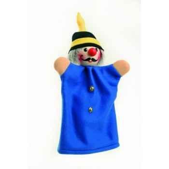 Marionnette Kersa - Policier - 60750