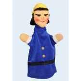 marionnette marotte kersa clown 50110