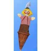 marionnette marotte kersa garcon 50160