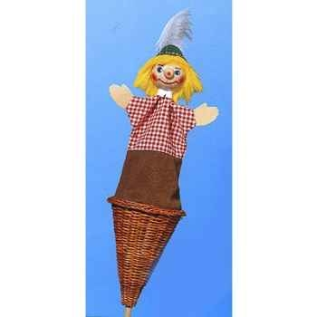 Marionnette marotte Kersa Garçon - 50160