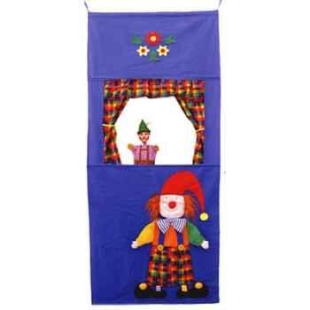 Théâtre de marionnette Clown Kersa - 90050