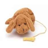 marionnette tissus clement le chien 5703
