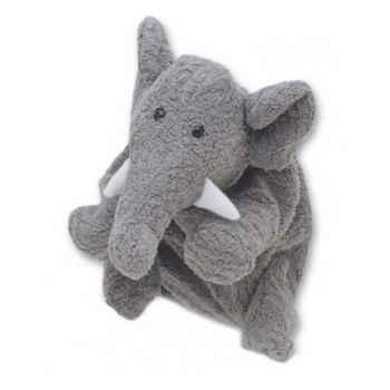 Marionnette tissus- George l' Eléphant -5712