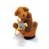 marionnette tissus benno ours 5714
