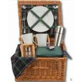 panier pique nique gordon 2 personnes tea hamper classic collection optima 228 533