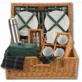 panier pique nique naturals 4 personnes tea hamper classic collection optima 229 533