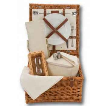 Panier pique nique naturals 2 personnes wine hamper - classic collection Optima -226 534