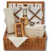 panier pique nique naturals 4 personnes wine hamper classic collection optima 227 534