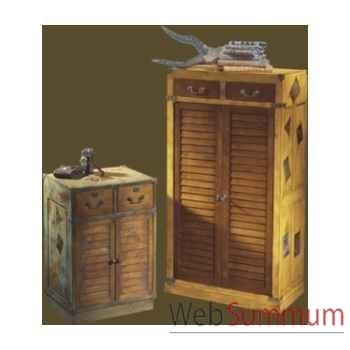Meubles de voyages longitude ouest, meubles de voyages à portes Félix Monge -139F/PC139J