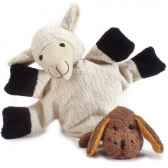 marionnette tissus mouton clara 5723