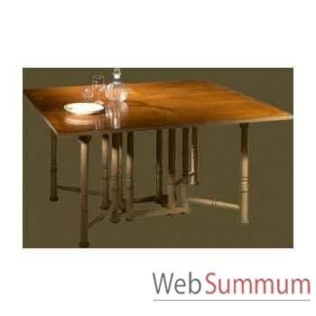 Table d'orangerie Félix Monge -821B
