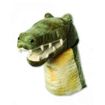 Grande Marionnette peluche à main - Crocodile-23201