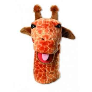 Grande Marionnette peluche à main - Girafe-23203
