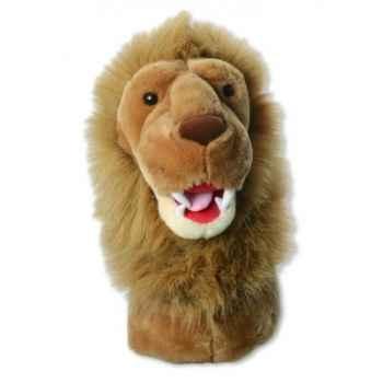 Grande Marionnette peluche à main - Lion-23206