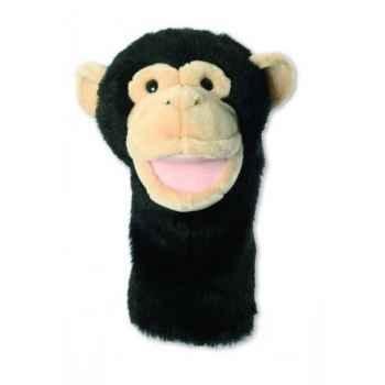 Grande Marionnette peluches à main - Chimpazée-23207