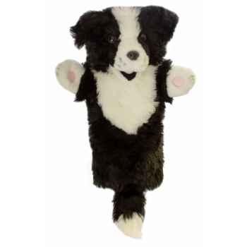 Grande marionnette peluche à main - Colley-26006