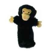 grande marionnette peluche a main chimpanzee 26007