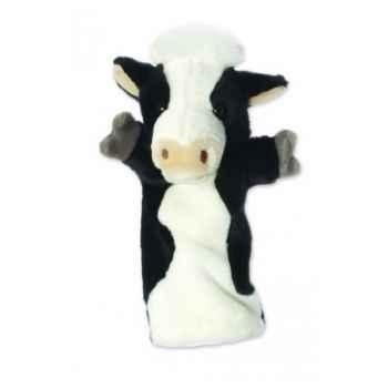 Grande marionnette peluche à main - Vache-26009