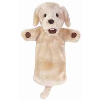 Grande marionnette peluche à main - Labrador-26016