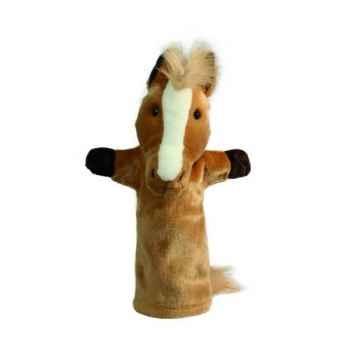 Grande marionnette peluche à main - Cheval-26021