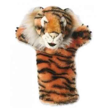 Grande marionnette peluche à main - Tigre-26028