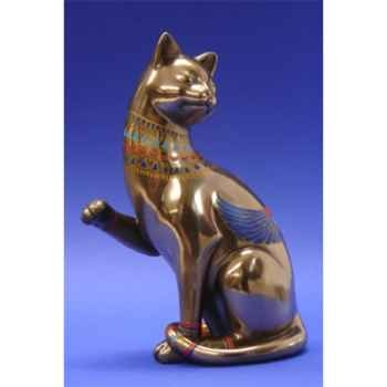 Figurine Chat - Catistic - Rigt paw up, face left - WU68392