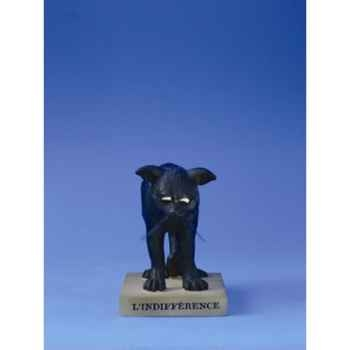 Figurine Chat - Le Chat Domestique - L\'indifférence - CD00
