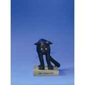 figurine chat le chat domestique le chagrin cd09