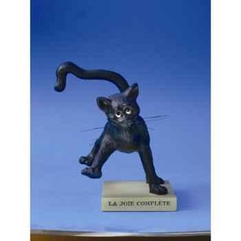 Figurine Chat - Le Chat Domestique - La Joie Complète - CD02