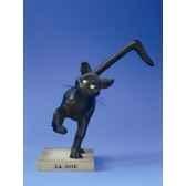 figurine chat le chat domestique la joie cd07