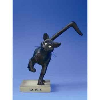 Figurine Chat - Le Chat Domestique - La Joie - CD07