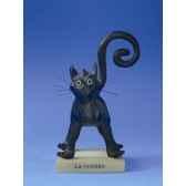 figurine chat le chat domestique la colere cd03