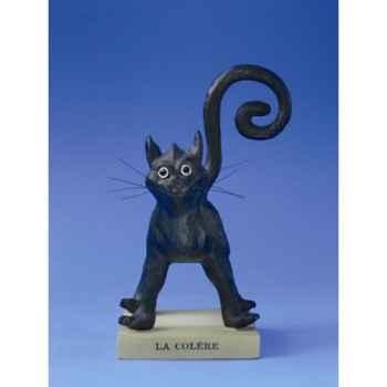 Figurine Chat - Le Chat Domestique - La Colère - CD03