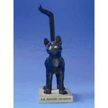 Figurine Chat - Le Chat Domestique - La Bonne Humeur - CD01