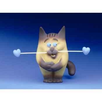 Figurine Chat - Felin pour l\'autre - Maxou Lamadou - FF01