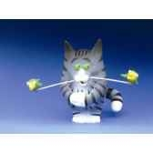 figurine chat felin pour autre charly becfin ff02
