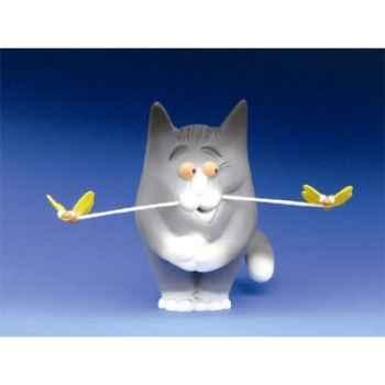 Figurine Chat - Felin pour l\'autre - Billy Butineur - FF05